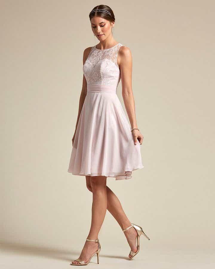 Sweetheart Shaped Lace Maxi Dress - Side